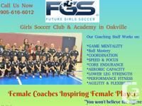 Future Girls Soccer is leading girls soccer training