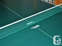 Professional Kettler Sport table tennis table, locks in
