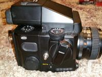 Mamiya Up for sale is my Mamiya 645 Super Body along
