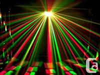 Professional (Sound System, PA system and lights for