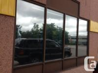 Professional glass tinting for Autos, homes &