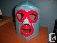 I am selling a professional wrestling mask with lace up for sale  British Columbia