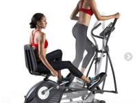 I have a like new condition Elliptical hybrid trainer