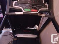 Excellent condition Pro-form Treadmill - Performance