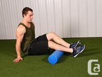 Foam rollers are used for myofascial release.