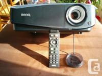 BenQ MX518 2800 Lumen XGA DLP Smarteco Projector Only 2