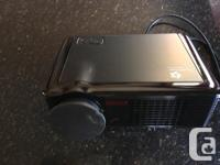 Projector for sales We have this projector about a