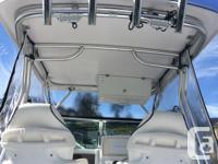 26 ft Proline. I am downsizing to a smaller boat. I