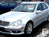 I am selling my 2005 Mercedes Benz C230 Kompressor