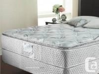 Marketing MD 3841SS Serene PillowTop mattress.