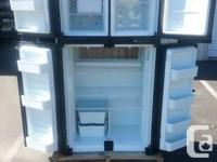 Norcold 1210ACIM 2 way fridge in new condition,