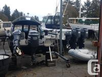 New to Sooke from Sidney, Propulsion Marine has emerged