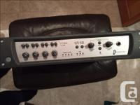 FOR SALE: ProTools Digi 002 Rack Interface CONDITION: for sale  Saskatchewan
