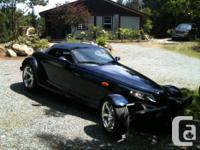 Make Plymouth Model Prowler Year 2001 Colour mulholland