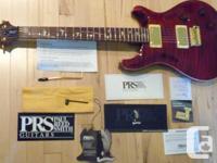 2005 PRS Custom 22 Artist Package Pickups - Dragon II