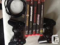 PS3 (160GB) fresh format and restore - works great lost