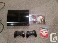 Old but has not been utilized much. I have 3 games for