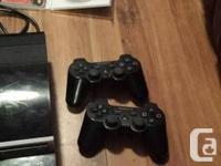 Surrey. Sony PS3 with 250GB of memory, possesses NBA