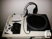 im selling my ps3 that is in exellent shape come with
