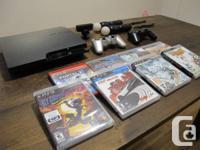 Je vend mon ensemble complet de PS3 incluant la console