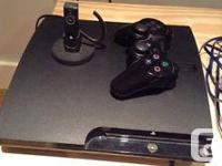 Selling my PS3 in decent condition. works fine. lots of