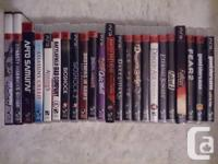 Selling most of my PS3 games for only 5 dollars each.