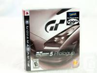 Marketing for $10.  Gran Turismo 5 Beginning showcases