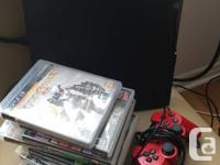Selling few months old PS3 120GB with the games ,  It's