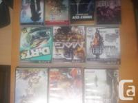 PS2:. Noiseless Hillside Origins -20 $. Tekken 5-10$.