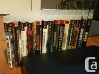 Excellent shape PS3 system with 15 Games and two