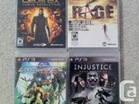 PS3:.  Deus Ex-spouse: Human Transformation ... ... ...
