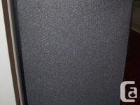 One pair of PSB Synchrony 1B bookshelf speakers
