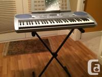 Yamaha PSR-273 Key-board Piano With Touch Sensitive