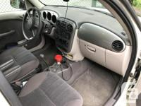 Make Chrysler Year 2005 Colour Pearl Trans Manual kms