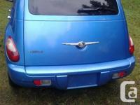 Make Chrysler Model PT Cruiser Year 2009 Colour Blue