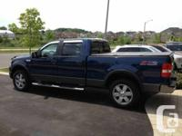 Sale or profession. Loaded 2007 Ford F150 FX4 4X4 off