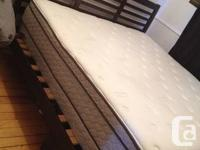 Moving customer !!  King size bed structure ONLY