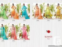 Specification : NAME : Suhati Vol-6 TOTAL DESIGN : 9