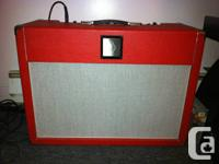 Reluctantly selling my prized Purkhiser Electronics Red