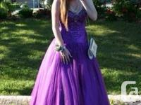 I have this prom dress for sale, size 6 with corset