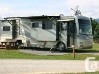 Original owner, must sell due to illness. Motorhome