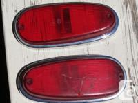 Variety of PV 544 parts Talilight/interior lights