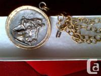 Pyrrha jewellery features wax seals cast in silver,