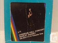Quadraphonic 8-Track Tapes All in good condition