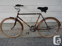 Selling a quality CCM 6 speed Cruiser road bike in like