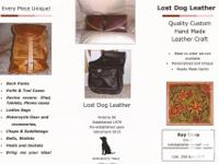See my ad under HOBBIES - Sewing for a look... LOST DOG