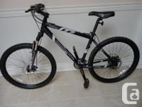 Selling a quality adult size IRONHORSE24 speed in like