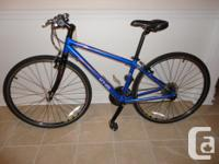 Selling an adult size KHS 24 speed hybrid in great