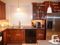 Selling quality kitchen cabinetry, counter tops and