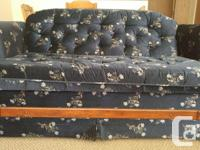 Sofa set include 1 sofa bed (folds out to double bed) ,